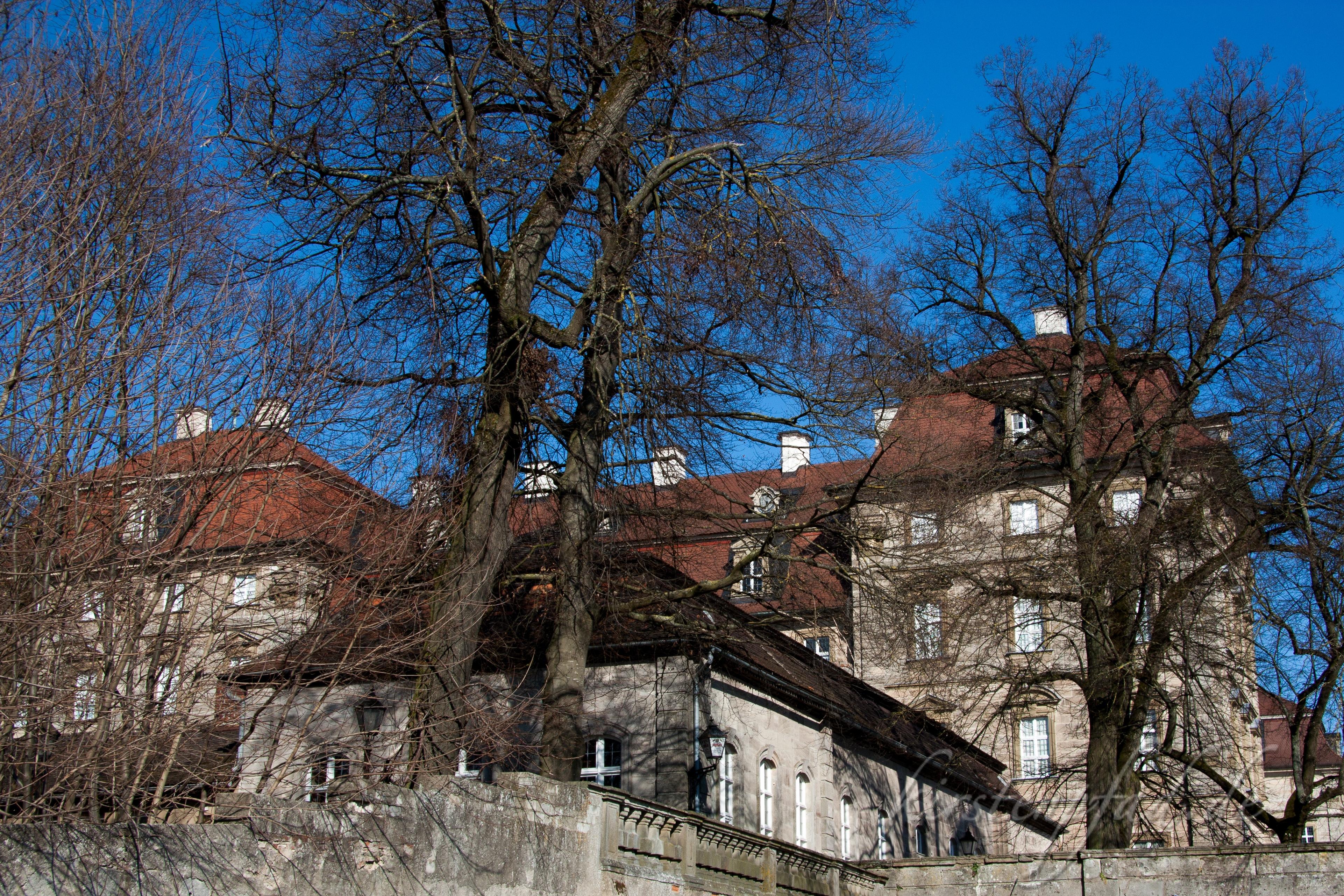 Schloss Weißenstein in Pommersfelden